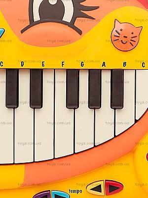 Музыкальная детская игрушка «Котофон», BX1025Z, игрушки