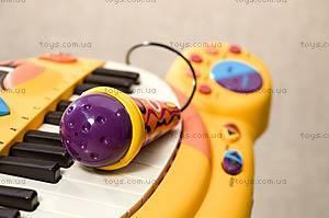Музыкальная детская игрушка «Котофон», BX1025Z, детские игрушки