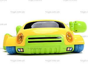 Музыкальная детская игрушка «Руль», BT-5826, фото