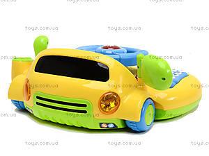 Музыкальная детская игрушка «Руль», BT-5826, отзывы