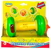 Музыкальная гантелька для малыша BeBeLino, 57024, фото