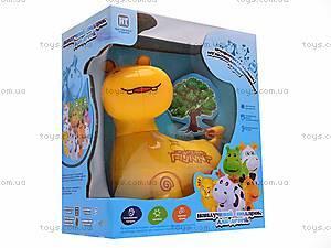 Музыкальная игрушка «Бегемотик», 9913-1, купить