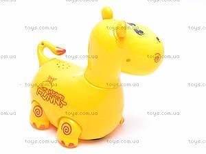 Музыкальная игрушка «Бегемотик», 9913-1, цена