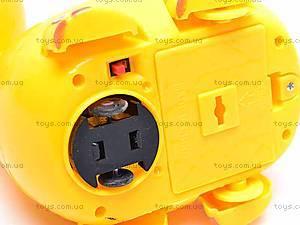 Музыкальная игрушка «Бегемотик», 9913-1, игрушки