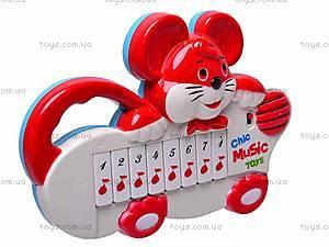 Музыкальная игрушка Chic Music Toys, 23902
