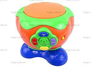 Музыкальная игрушка «Чудо-барабан», 0941, отзывы