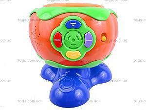Музыкальная игрушка «Чудо-барабан», 0941, игрушки