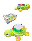 Музыкальная игрушка «Чудо-черепашка», 9360, фото