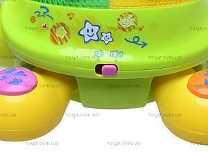 Музыкальная игрушка «Чудо-черепашка», 9360, купить