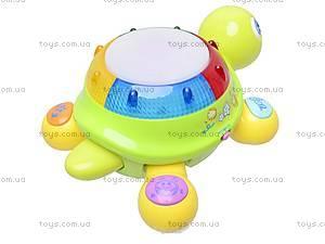 Музыкальная игрушка «Чудо-черепашка», 9360, магазин игрушек