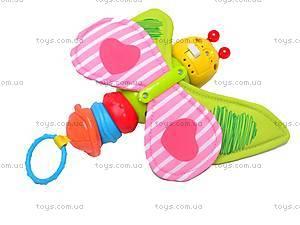 Музыкальная игрушка «Чудо-гусеница», 0956, фото