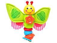 Музыкальная игрушка «Чудо-гусеница», 0956, детский
