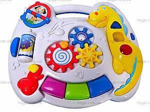 Музыкальная игрушка «Динозавр», WD3628, фото