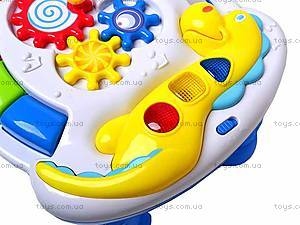Музыкальная игрушка «Динозавр», WD3628, игрушки
