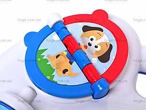 Музыкальная игрушка «Динозавр», WD3628, детские игрушки