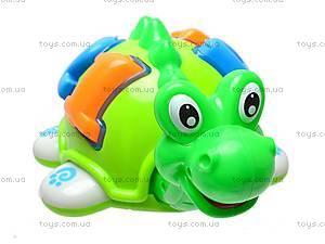 Музыкальная игрушка «Динозавр» для детей, 005, купить