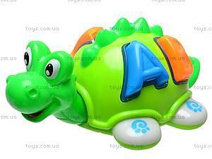 Музыкальная игрушка «Динозавр» для детей, 005
