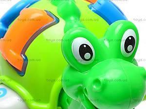 Музыкальная игрушка «Динозавр» для детей, 005, цена