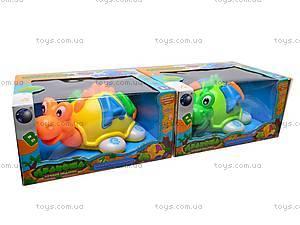 Музыкальная игрушка «Динозавр» для детей, 005, магазин игрушек
