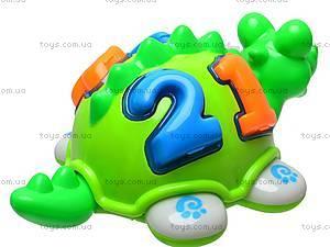 Музыкальная игрушка «Динозавр» для детей, 005, toys.com.ua