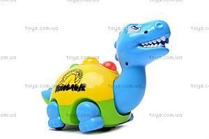 Музыкальная игрушка «Динозаврик», 688-C
