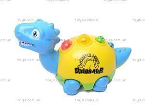 Музыкальная игрушка «Динозаврик», 688-C, фото