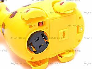 Музыкальная игрушка «Жирафик», 9911-1, фото