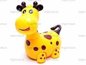 Музыкальная игрушка «Жирафик», 9911-1