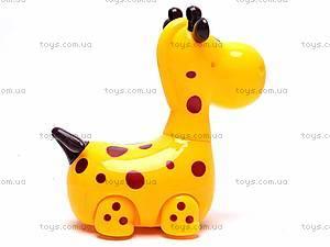 Музыкальная игрушка «Жирафик», 9911-1, отзывы