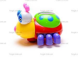 Музыкальная игрушка «Жучок», QS102-2A, фото