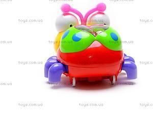 Музыкальная игрушка «Жучок», QS102-2A, отзывы