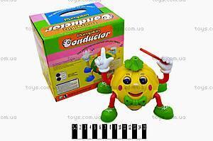 Музыкальная игрушка «Жук», 12345