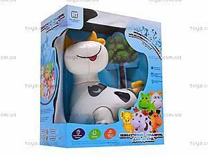 Музыкальная игрушка «Корова», 9910-1