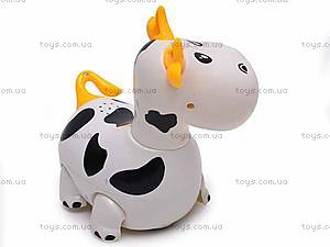 Музыкальная игрушка «Корова», 9910-1, купить