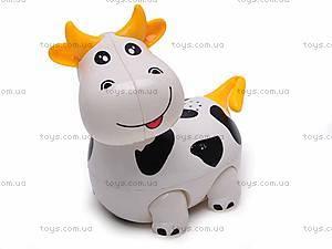 Музыкальная игрушка «Корова», 9910-1, фото