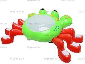 Музыкальная игрушка «Крабик», 356, купить