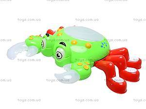 Музыкальная игрушка «Крабик», 356, цена
