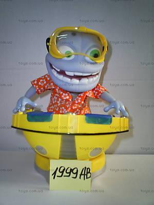 Музыкальная игрушка «Крейзи Фрог», 1999АВ