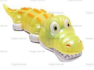 Музыкальная игрушка «Крокодил», 2014