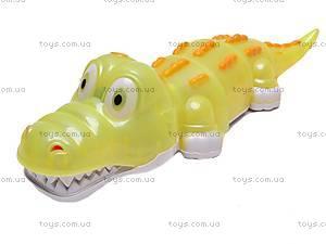Музыкальная игрушка «Крокодил», 2014, цена