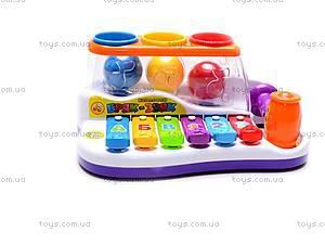 Музыкальная игрушка «Ксилофон», 9199, купить