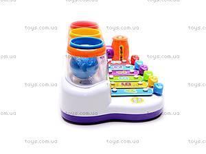 Музыкальная игрушка «Ксилофон», 9199, цена