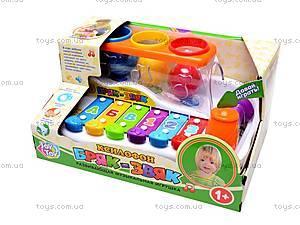 Музыкальная игрушка «Ксилофон», 9199