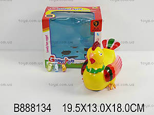 Музыкальная игрушка «Курочка», GP2112