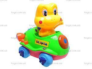 Музыкальная игрушка «Лягушка», QS12-5B, купить