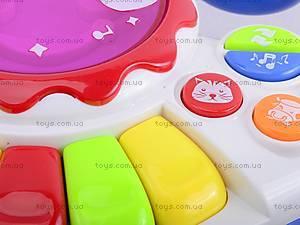 Музыкальная игрушка «Маленький диджей», 5024, фото