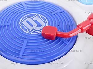 Музыкальная игрушка «Маленький диджей», 5024, игрушки