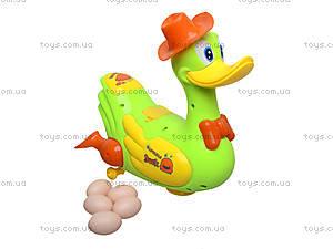 Музыкальная игрушка «Мама утка», 90028, магазин игрушек