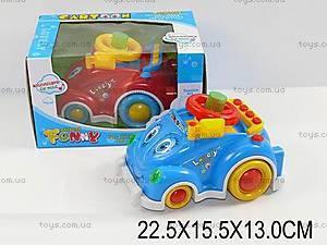 Музыкальная игрушка «Машинка», 8899