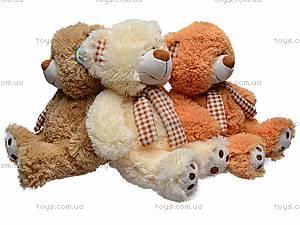 Музыкальная игрушка «Медведь в шарфике», S-JY-3660/30S, купить